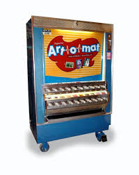 Vending Machines For Sale In Orlando Impressive Artomat Retired Cigarette Vending Machines Converted To Sell Art