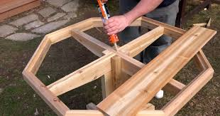 diy wood patio furniture. Wood, Or Even Composite Material, If You Like That.It\u0027s Tough And Rugged, But Also Elegantly Designed With Plenty Of Leg Room Beneath A Good Sized Top. Diy Wood Patio Furniture