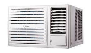 window air conditioner clipart. midea 17800 btu window ac (mwtf18cmn5f10) \u2013 white air conditioner clipart