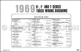 1969 ford truck wiring diagram original f100 f250 f350 f1000 image is loading 1969 ford truck wiring diagram original f100 f250
