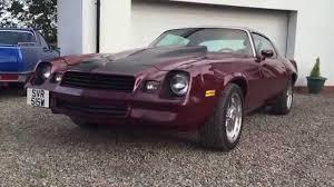 1981 Chevrolet Camaro 350 : Preview video - YouTube