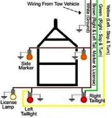 trailer pigtail wiring diagram google search teardrop camper Wiring Boat Trailer Lights Diagram [image trailer lights diagram jpg] wiring diagram for boat trailer lights
