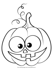 They are all free to print, and the kids will love coloring them in. Halloween Coloring Pages Free Printable Pdf From Primarygames