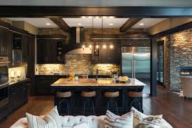 rustic kitchens designs. Exellent Designs Kitchen Rustic Wood Decor Ideas Chic Decorating Old  Cabinets Countertops And Kitchens Designs H