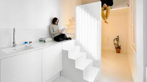 lighting for apartments. Micro Parisian Studio Apartment Uses Artificial Lighting To It\u0027s Advantage | Jebiga Design \u0026 Lifestyle For Apartments