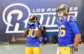 La Rams Depth Chart 2018 Here Is What The Rams Depth Chart Looks Like Now Before The