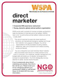 Ngo Recruitment | Director Of Fundraising And Development