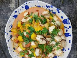 Spanish Style Clams Recipe Inspired By ...