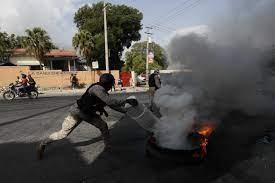 Haiti police chief links Venezuelan to ...