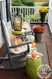Fall Porch Decorating Best 25 Fall Porch Decorations Ideas On Pinterest Harvest