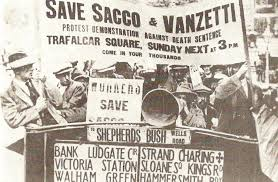 the sacco and vanzetti case and its impact arthur ashe  picture