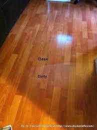 DIY Laminate Floor Spray/Cleaner