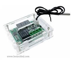 Temperature Controller With Box W1209