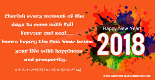 new year quotes status for whataspp 2018