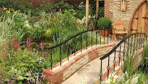 Small Picture Garden Bridge Ideas Landscape Garden Designers Reading