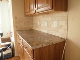 Travertine Flooring In Kitchen Travertine Tile Patterns For Kitchens Range Backsplash 3x6