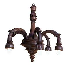 victorian style chandelier hand carved style wood chandelier with downward lights circa for victorian style victorian style chandelier