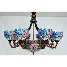 antique stained glass chandelier antique stained glass chandelier antique 8 light antique stained glass chandelier for