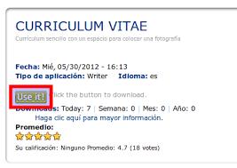Las plantillas en Writer   Descarga e instalaci  n LibreOffice Writer   descargar plantillas desde Internet