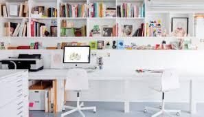 home office studio. Inspiration For A Bright \u0026 Airy Home Office With STUDIO + Win Copy! Studio