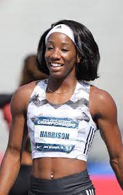 Keni Harrison, a lesson in resilience ...