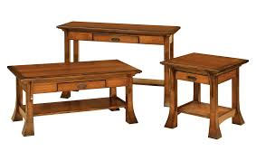amish furniture hand crafted solid wood occasionaltables amish traditions