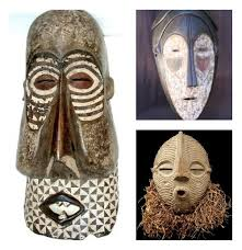 Plastic Masks To Decorate African Mask Project Art for Kids and Robots 49