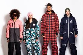 Ski Suits by Oneskee | <b>One Piece Snow</b> Suits – oneskee
