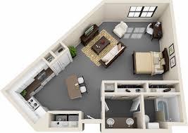 Studio / 1 Bath Apartment In Baton Rouge LA | The Venue
