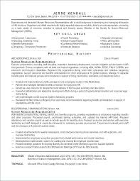 Human Resources Resume Samples Human Resources Assistant Resume Hr ...
