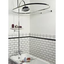 Here's an image of the tub I wanted and an example of the kind of shower  set I envision. Thanks!!!