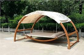 round swing bed outdoor swing bed cushions
