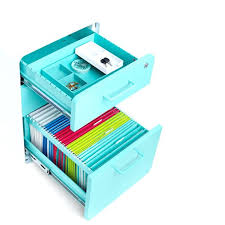 interesting office supplies. interesting aqua stow 3 drawer file cabinet modern desk accessories cool office supplies and minimalist p