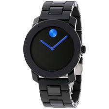 movado bold mens watch movado bold black dial stainless steel men s watch 3600099