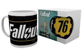 GB EYE Tasse Fallout 76 Logo Tasse Schwarz kaufen | SATURN