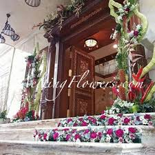 Small Picture House Warming decoration bangalore House Flower Decorations