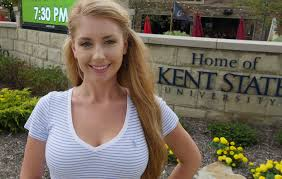 Kent state babes boobs