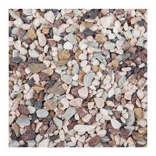 AKASHA 4-lb River Rocks