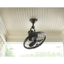 outside ceiling fans. White Porch Ceiling With Oscillating Fan Outside Fans E