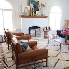 emily henderson choose rug size living room west elm wool living room rug size