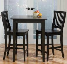 captivating pub style kitchen table sets bar height table and chairs square black kitchen