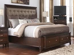 Bedroom: Queen Storage Bedroom Set Fresh Larimer Queen Storage Bed By  Signature Design - Hudson