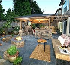 outdoor patio bar ideas diy wpllc
