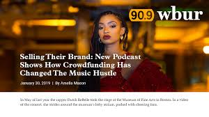 dutch rebelle and the crowdfund featured in a segment that ran on npr s morning edition