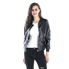 faux leather jacket plus size faux leather jackets for women designer jacket leather autumn soft coat slim black zipper motorcycle jackets plus size women