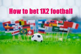 วิธีแทงบอล 1X2 ที่ง่ายที่สุด อีกหนึ่งของการแทงบอลออนไลน์ แบบวัดผล