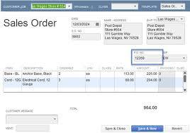 Quickbooks Desktop 2020 Auto Add Customer Po To Emails