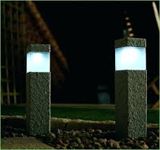 solar lamp post light inspirational home depot lights and posts outdoor canada