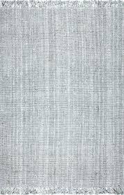 gray jute rug grey jute rug marvellous charming design 3 hand woven chunky loop gray farmhouse gray jute rug