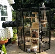 cat outdoor house cat outdoor enclosures designs easy diy outdoor cat house